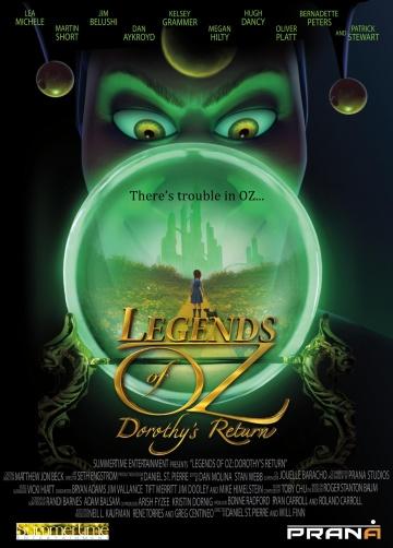 Легенды страны Оз: Возвращение в Изумрудный Город [2013]