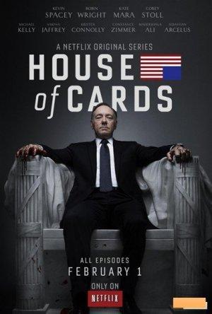 Карточный домик [1 сезон серии с 1 по 13] [2013]